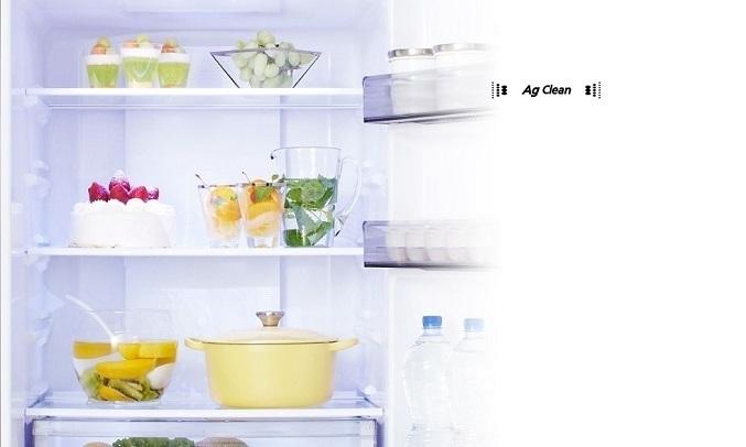 Tủ lạnh Panasonic Inverter 255 lít NR-BV280QSVN - Công nghệ Ag Clean