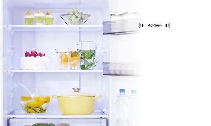 Tủ lạnh Panasonic Inverter 290 lít NR-BV320WSVN - Công nghệ Ag Clean