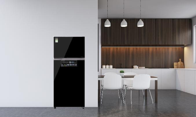 Tủ lạnh Toshiba GR-AG46VPDZ (XK1) - Làm đá nhanh chóng với Quick Freezing
