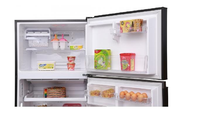 Tủ lạnh Toshiba GR-AG46VPDZ (XK1)- Luồng khí vòng cung