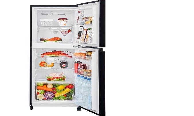 Tủ lạnh Toshiba Inverter 180 lít GR-B22VU (UKG) - Hệ thống không khí lạnh vòng cung