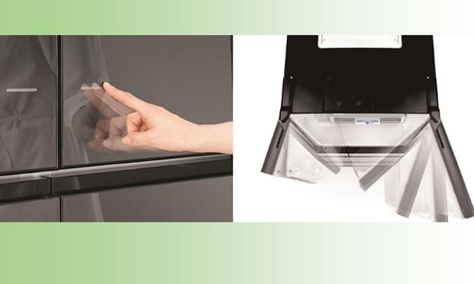 Tủ lạnh Hitachi Inverter 722 lít R-X670GV thông minh