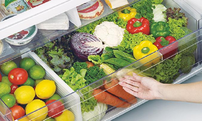 Tủ lạnh Hitachi 510 lít R-FW650PGV8 (GBK) - Lưu trữ thực phẩm lâu