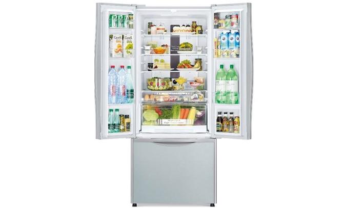 Tủ lạnh Hitachi R-WB545PGV2 455 lít thiết kế hiện đại
