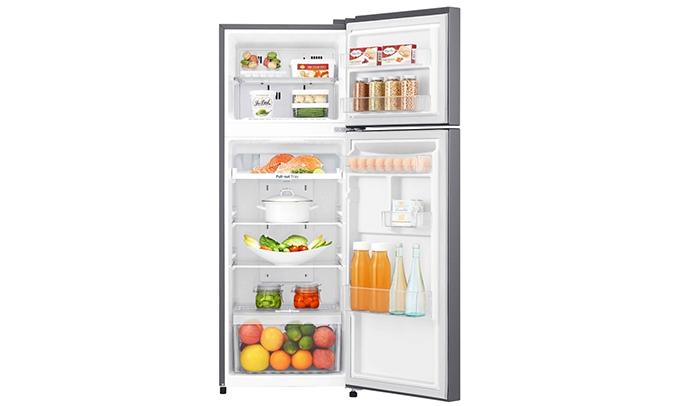 Tủ lạnh LG 187 lít GN-L205S thực phẩm luôn tươi ngon