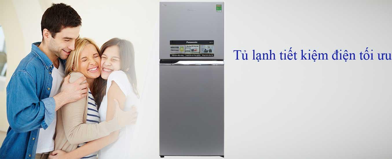Tủ lạnh Panasonic 238 lít NR-BL267VSV1 được thiết kế ngăn rau củ Fresh Safe