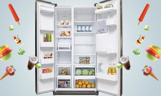 Tủ lạnh có dung tích lớn 520 lít