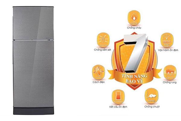 7 tính năng ưu việt góp phần bảo vệ tối ưu cho chiếc tủ lạnh của bạn