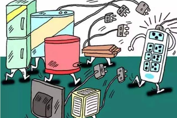 Nhiều thiết bị chung một ổ cắm với tủ lạnh không tiết kiệm như bạn vẫn nghĩ