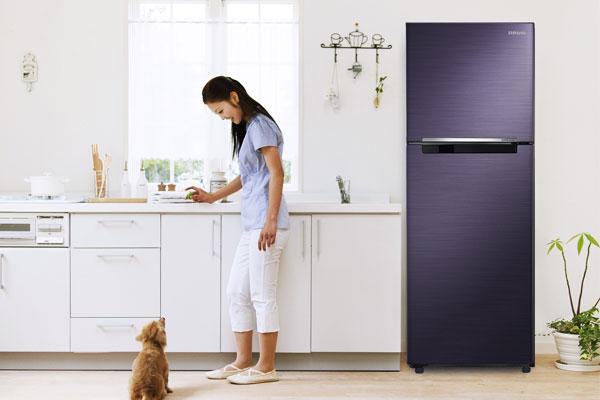 Tủ lạnh không đóng tuyết mang đến nhiều không gian lưu trữ thực phẩm hơn