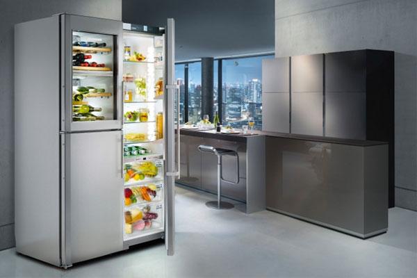 Những chiếc tủ lạnh dung tích lớn thường có tiếng ồn khi hoạt động