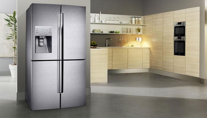 Tốt nhất bạn nên xác định vị trí đặt tủ lạnh hợp lý từ khi mua về để tránh gây khó khăn về sau
