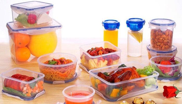 Làm sạch các loại hộp, chai trước khi cho thực phẩm vào nhé!
