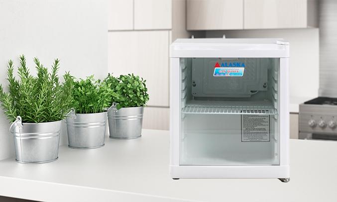 Tủ mát Alaska 50 lít LC-50 -Bảo quản thực phẩm tốt