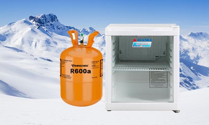 Tủ mát Alaska 50 lít LC-50 -Gas R600A