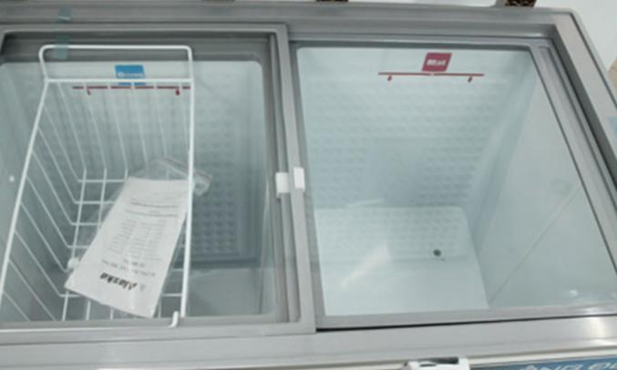 Tủ đông Alaska BCD-4568C tiết kiệm điện năng