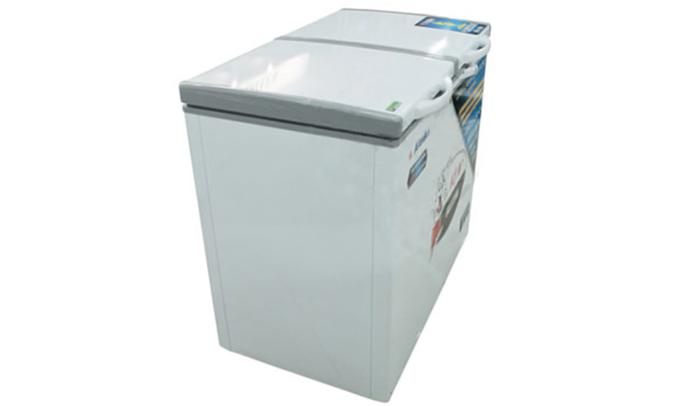 Tủ đông Alaska BCD-4568C giữ lạnh hiệu quả
