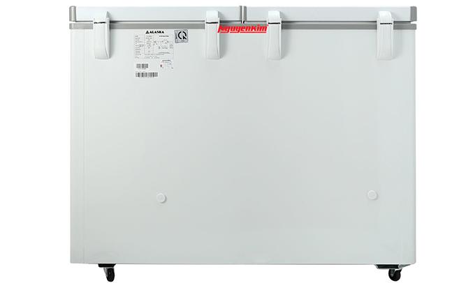 Tủ đông Alaska FCA-3600CI giữ lạnh hiệu quả