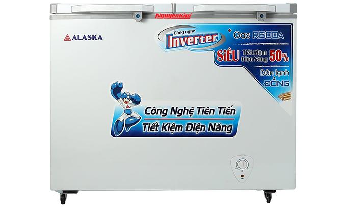 Tủ đông Alaska FCA-3600CI làm lạnh nhanh
