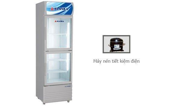 Tủ mát Alaska LC-743DB 450 lít tiết kiệm điện tối ưu