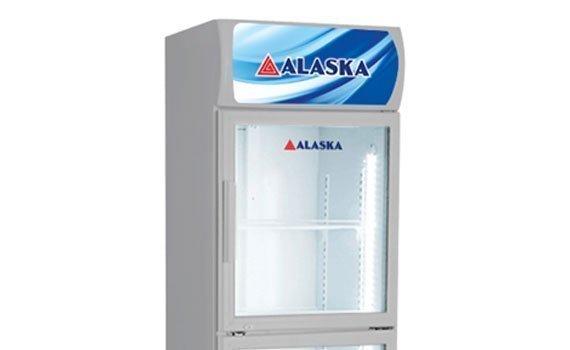 Tủ mát mua ở đâu tốt? Tủ mát Alaska LC-743DB 450 lít
