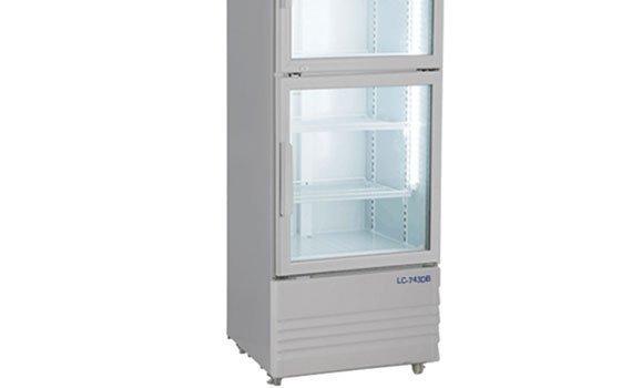Tủ mát Alaska LC-743DB 450 lít có lòng tủ bằng nhựa ABS