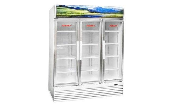 Tủ mát Sanaky VH-1520HP có thiết kế chuyên dụng