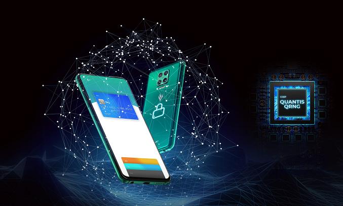 Điện thoại Vsmart Aris (6GB/64GB) Lục cực quang- Bảo mật lượng tử dẫn đầu Quantis QRNG