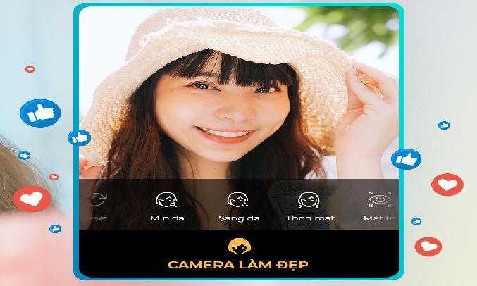 Điện thoại Vsmart Joy 4 (4GB/64GB) Xanh ngọc lam - Thỏa thích Selfie