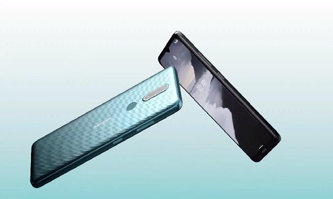 Điện thoại Nokia 2.4 Xanh - Hiệu năng mạnh mẽ