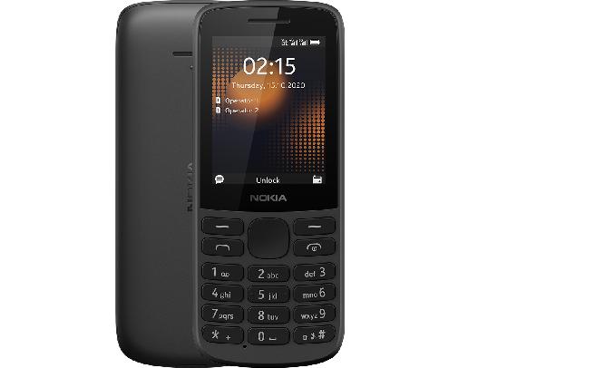 Điện thoại Nokia 215 4G Đen - Hỗ trợ 2 sim tiện lợi