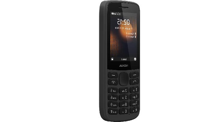 Điện thoại Nokia 215 4G Đen - Màn hình 2.4 inch