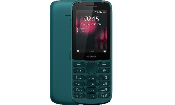 Điện thoại Nokia 215 4G Xanh - Hỗ trợ 2 sim tiện lợi