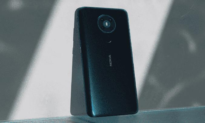 Điện thoại Nokia 3.4 4GB/64GB Xám - Hệ điều hành Android One