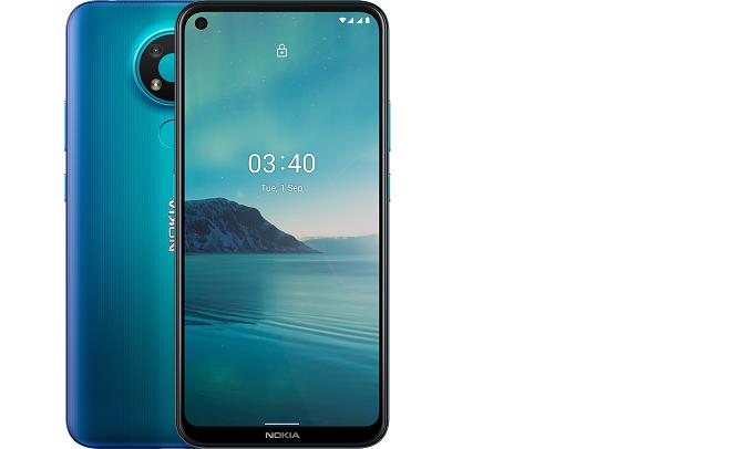 Điện thoại Nokia 3.4 4GB/64GB Xanh - Hệ điều hành Android One