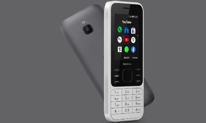 Điện thoại Nokia 6300 4G Trắng - Hiệu năng nhanh chóng