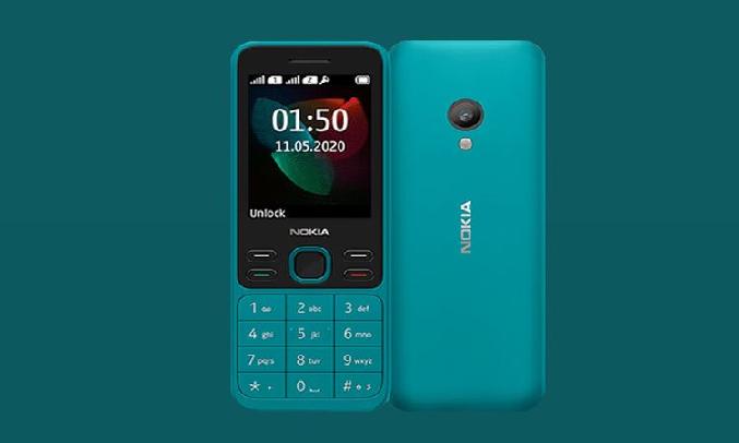Điện thoại Nokia 150 Xanh - 2 sim, pin khoẻ