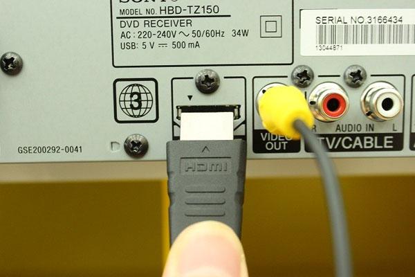 HDMI là kết nối thường thấy ở mọi thiết bị công nghệ
