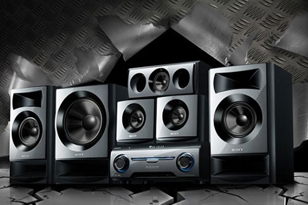 Việc lựa chọn công suất dàn âm thanh cần dựa vào diện tích căn phòng nhà bạn