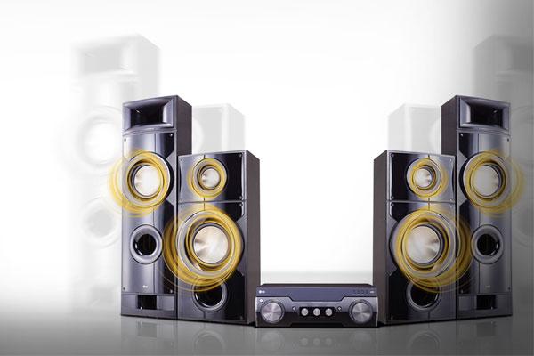 Nghe thử âm thanh để xác định hệ thống nào sẽ phù hợp với bạn nhất