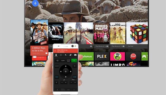 Điều khiển tivi Sony dễ dàng và tiện lợi bằng ứng dụng Sony Video & TV SideView