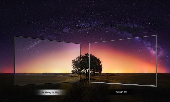 Smart Tivi LG 4K 49 inch 49UM7400PTA