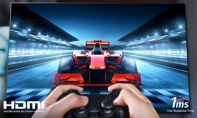 Smart Tivi OLED LG 4K 55 inch OLED55C1PTB - Chơi game chuyên nghiệp