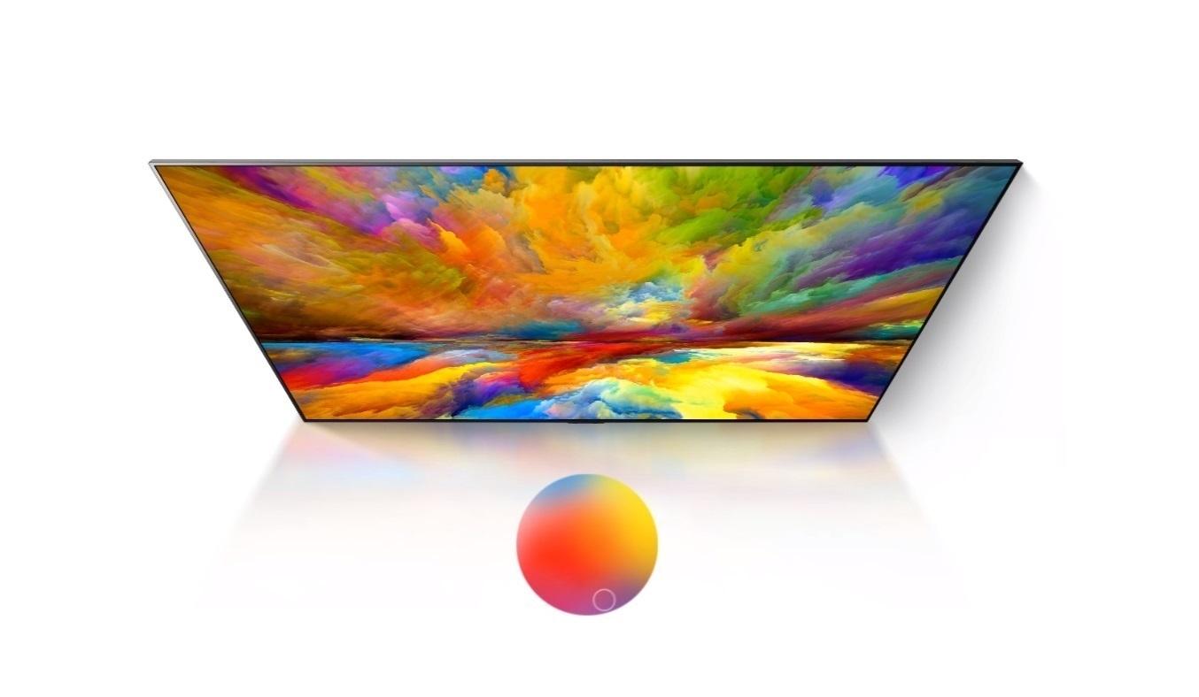 Smart Tivi OLED LG 4K 55 inch OLED55C1PTB - Màn hình OLED