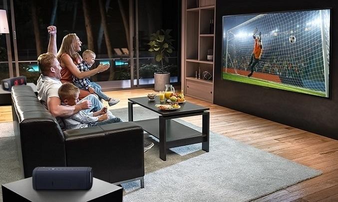 Smart Tivi OLED LG 4K 65 inch OLED65C1PTB - AI Sound Pro