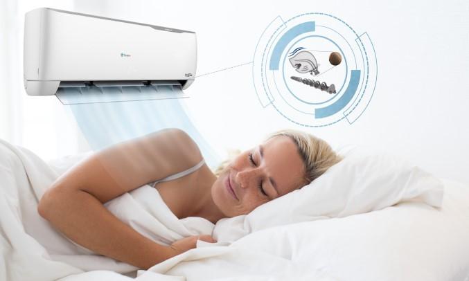 Máy lạnh Casper 1.5 HP SC-12TL32 động cơ êm ái
