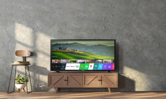 Smart Tivi LG 43 inch 43LM6360PTB - Cuộc sống thông minh hơn với webOS