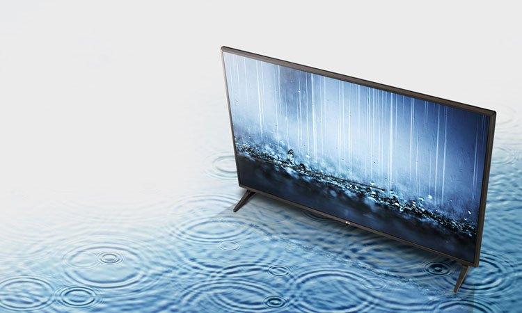 Công nghệ thể hiện âm thanh đầy sống động trên Smart Tivi LG 49 inch 49LJ550T