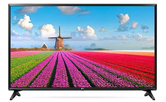 Thiết kế tinh tế, sang trọng của Smart Tivi LG 49 inch 49LJ550T