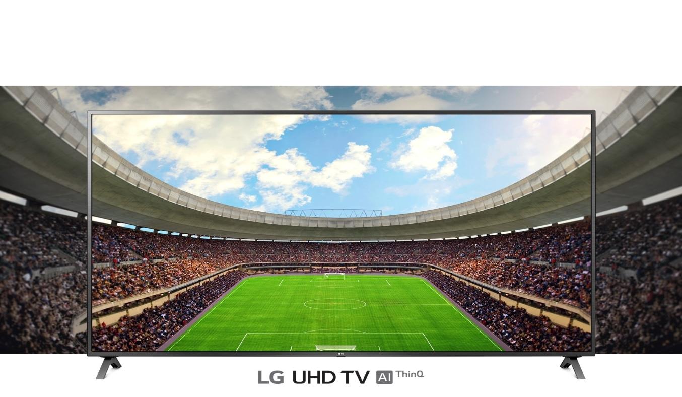 Smart Tivi LG 4K 70 inch 70UN7300PTC - Thiết kế sang trọng, nổi bật không gian